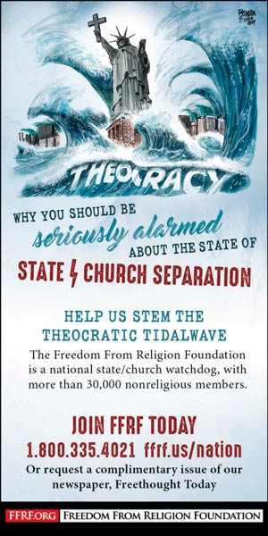 Freedom From Theocracy